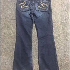 Silver jeans 30/32 suki